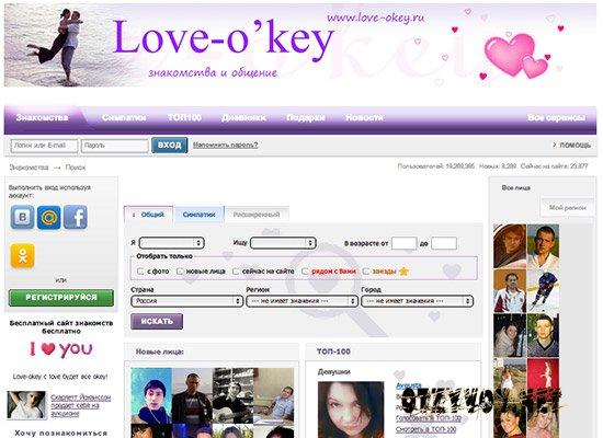 site love знакомства отзывы