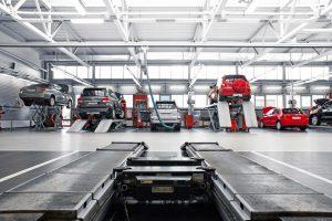 сервисный центр обслуживания автомобилей