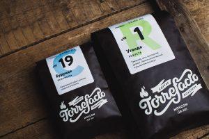 Кофе Torrefacto бурунди, уганда