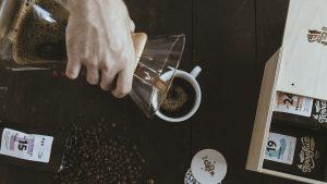 кофе Torrefacto в чашке