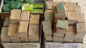 сирийское мыло зейтун