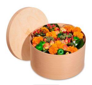 floraexpress оранжевое настроение