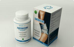 Липоксин средстов для похудения