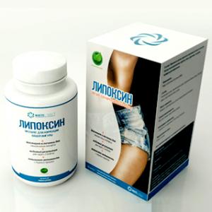 Липоксин флакон и упаковка