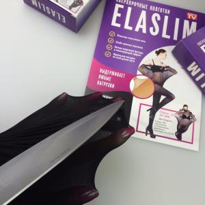 ElaSlim колготки и нож