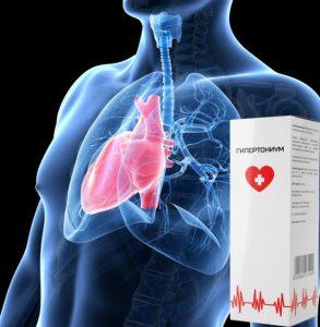 Гипертониум сердце