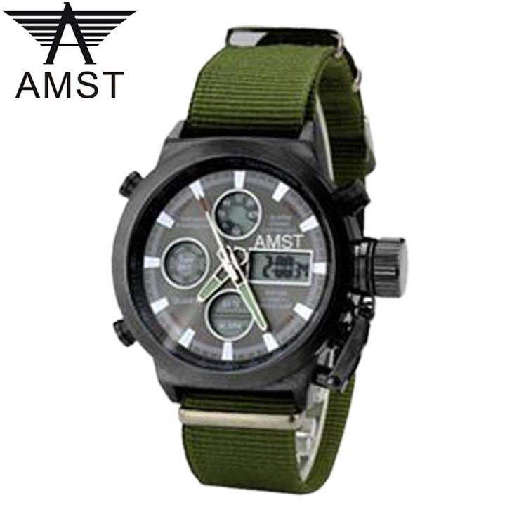 Amst (амст)  армейские часы — отзывы 2ecfbcfdd30