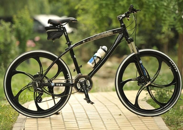 a041118d56575 BMW X1 — отзывы о велосипеде с литыми дисками