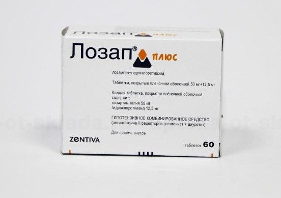 Лозап — отзывы покупателей о таблетках от давления