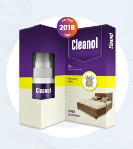 Cleanol Home от клещей