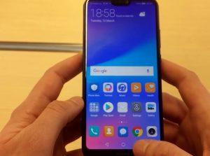Huawei p 20 lite foto