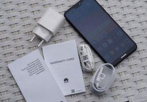 Huawei p 20 lite komplekt