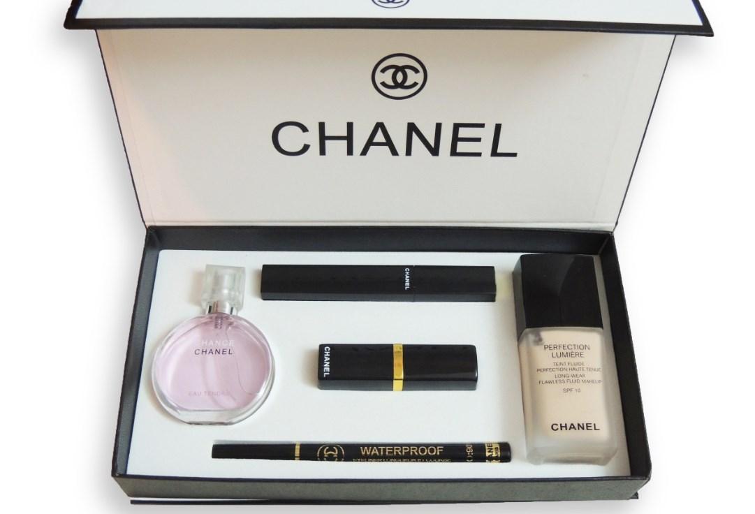 Chanel Present Set в подарок