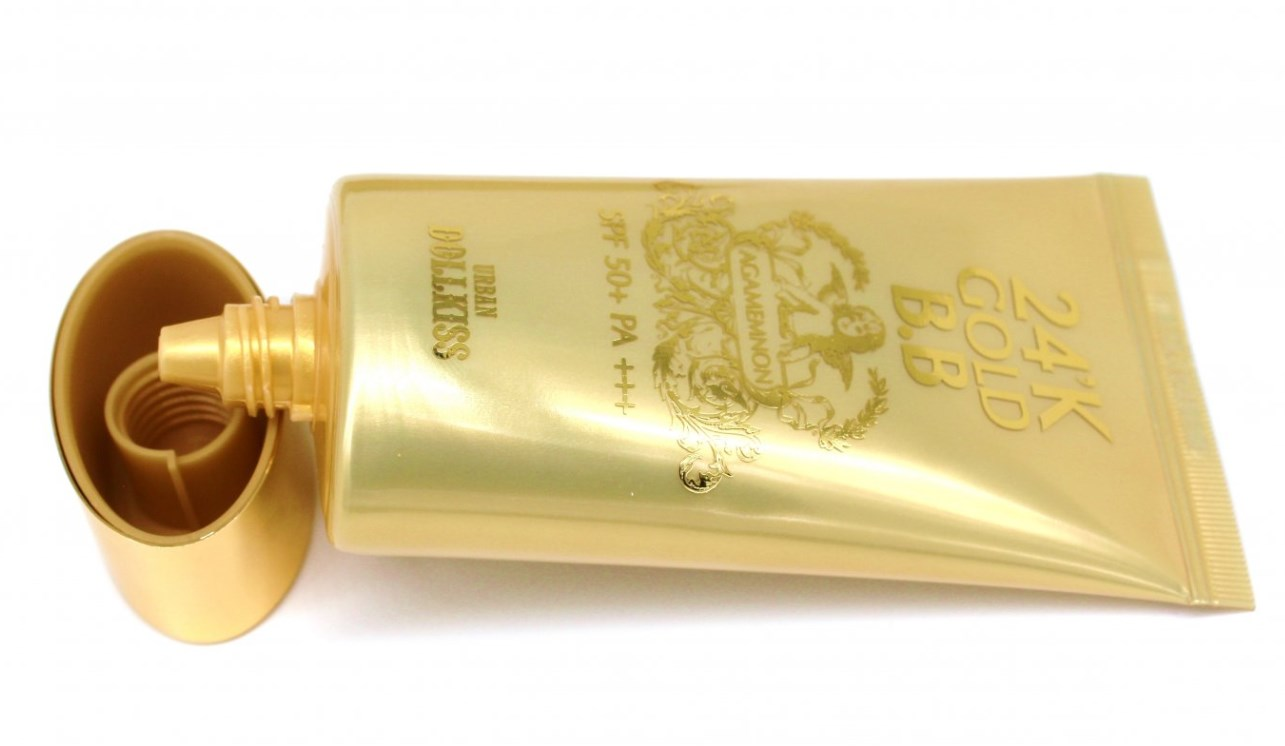 Маска для лица Cledbel 24K Gold