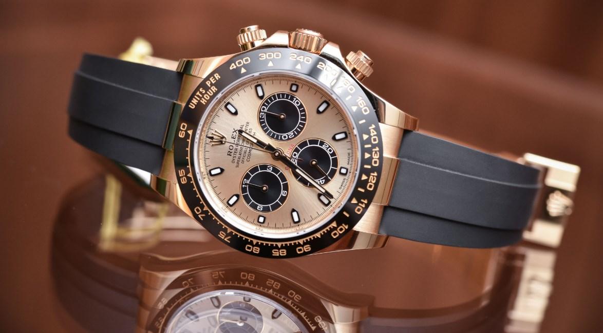 Часы в подарок Rolex Daytona