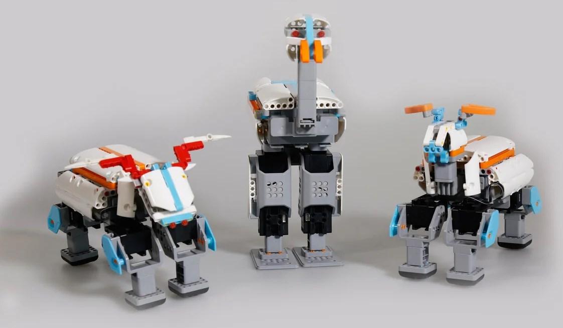 робот конструктор в подарок на 2019 год