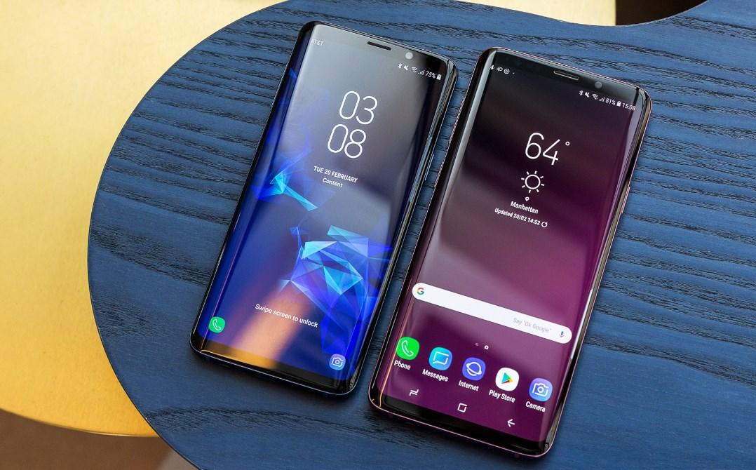 Подарок на 2019 год Samsung S9