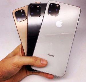 Айфон 11 цвета