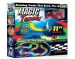 Magic Track: гнущийся, светящийся гоночный трек