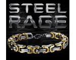 Steel Rage — мужской браслет